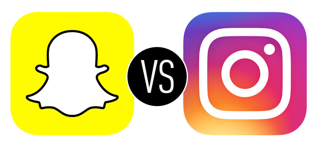 instagram snapchat social media